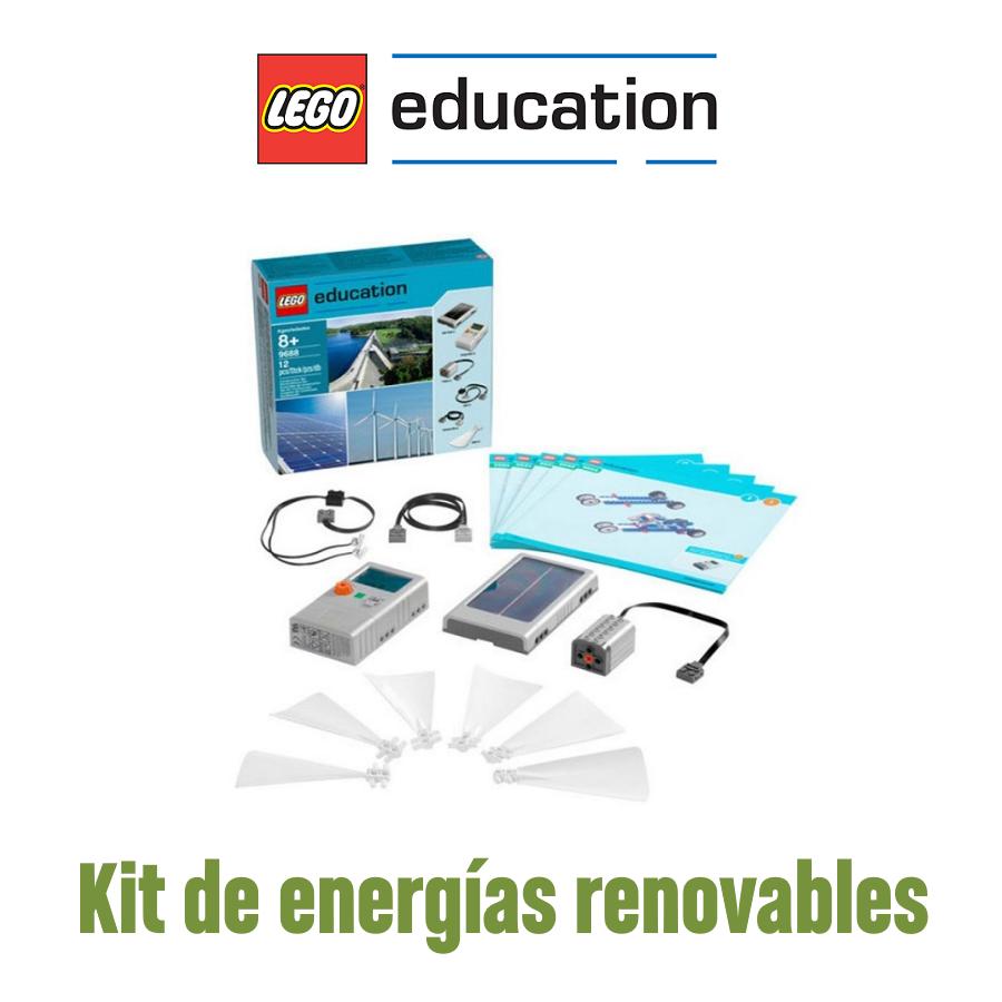 Kit de energías renovables